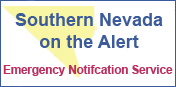 Southern Nevada on the Alert Emergency Notification System