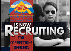 Image of Corrections Officer Flyer Jan 2020